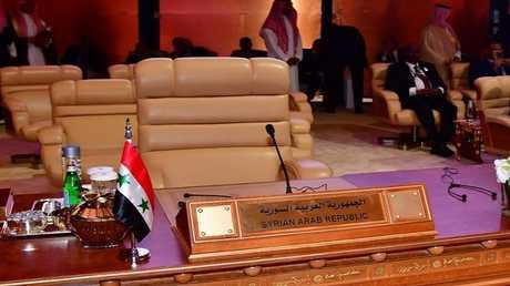 مصدر: هذه هي الدول المؤيدة لعودة سوريا إلى الجامعة العربية
