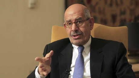 البرادعي يوجه انتقادات لاذعة حول مقترحات تعديل الدستور في مصر