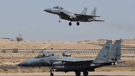 مقاتلتان سعوديتان من طراز