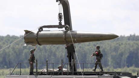ريابكوف يؤكد ضرورة الحفاظ على معاهدة الحد من الأسلحة الاستراتيجية الهجومية