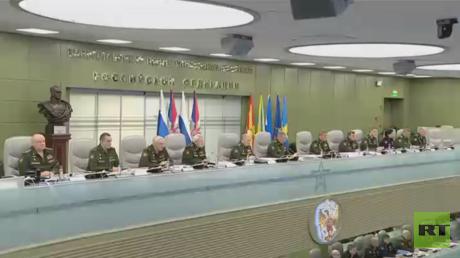 موسكو: مذكرة عن معاهدة الصواريخ لواشنطن
