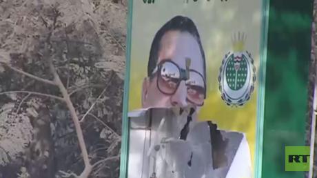 8 سنوات على تنحي مبارك عن حكم مصر