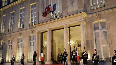 قصر الإليزيه، باريس، 23 يناير 2019