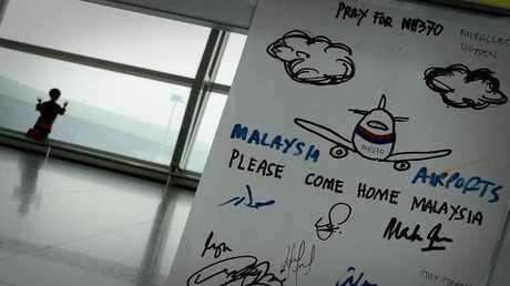 سر النهاية الغامضة للطائرة الماليزية