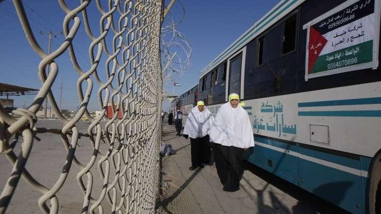بعد توقف 4 سنوات.. استئناف رحلات العمرة من قطاع غزة