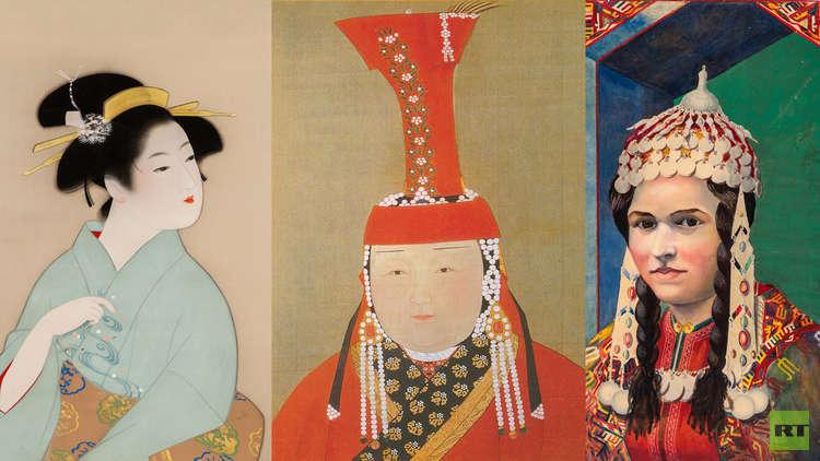 مفهوم الجمال النسائي ومعاييره في مختلف ثقافات العالم