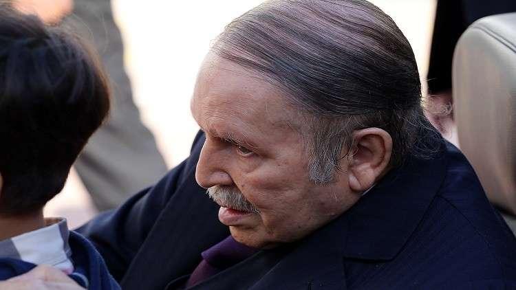 الرئيس الجزائري عبد العزيز بوتفليقة (صورة أرشيفية)