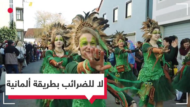 مدينة ألمانية تحتفل سنويا شكرا لسور الصين العظيم.. قصة غريبة وراء هذا المهرجان