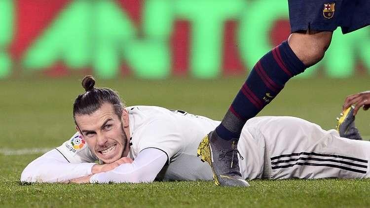 بيل يقع في المحظور مجددا ويثبت عدم ولائه لريال مدريد