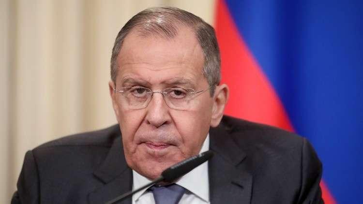 لافروف: توجد محاولات لقلب المبادرة العربية للسلام رأسا على عقب