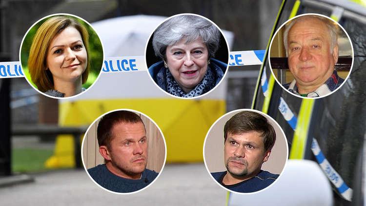 عام على قضية سكريبال.. صمت بريطاني وانعدام
