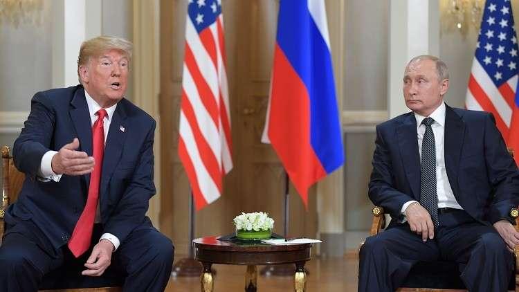 الكونغرس يطالب الإدارة الأمريكية بالكشف عن تفاصيل مباحثات ترامب مع بوتين