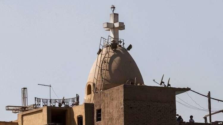 الحكومة المصرية توافق على تسوية أوضاع 156 كنيسة