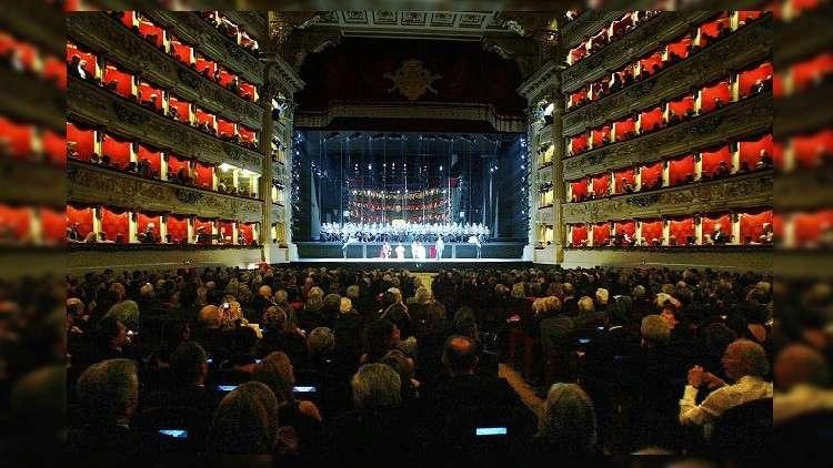 جدل في إيطاليا حول إمكانية تمويل السعودية لمسرح تاريخي