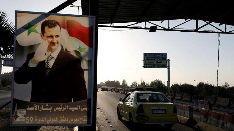 على الأسد الإفراج عن جميع الرهائن الأمريكيين المحتجزين لديه