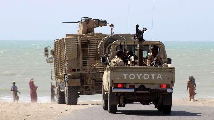 التحالف العربي يتهم الحوثيين بعدم الالتزام باتفاق الانسحاب