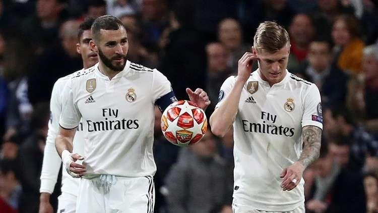 بالفيديو.. أياكس الهولندي يذل ريال مدريد ويجرده من لقب بطل التشامبيونز ليغ