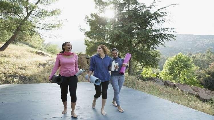 عادة شائعة تسبب التشنجات العضلية بعد التمارين الرياضية