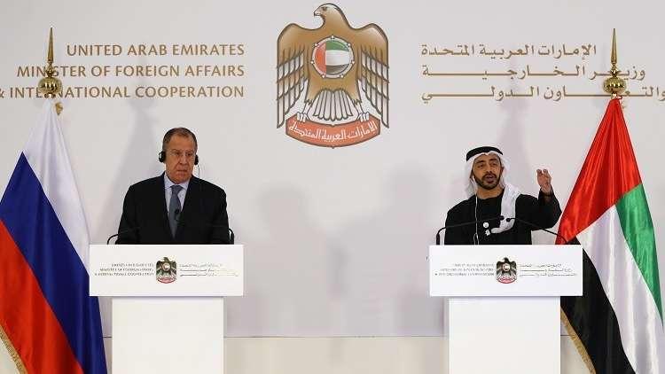 عبدالله بن زايد: ليس من الحكمة غياب الدور العربي في سوريا