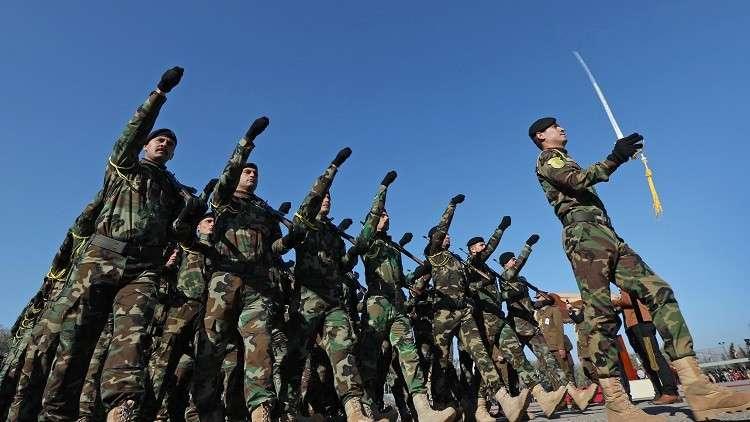 قوات البيشمركة في إقليم كردستان العراق - أرشيف