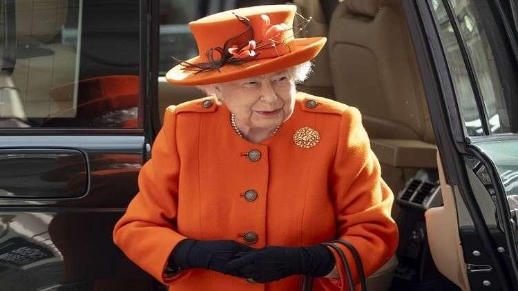 أول منشور لملكة بريطانيا على