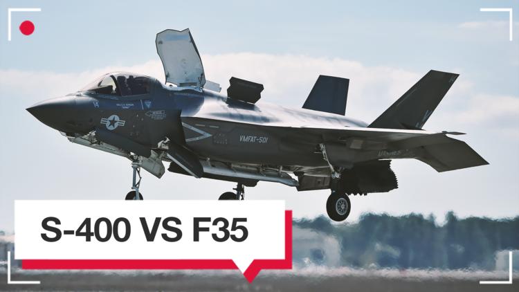 واشنطن تخير أنقرة بين F35 وS-400 وأردوغان يرد