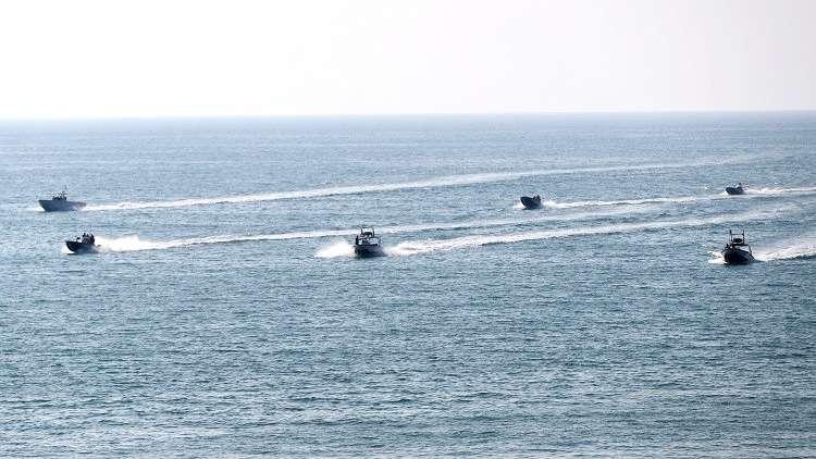 بالفيديو.. البحرية الإيرانية تحبط محاولة خطف ناقلة نفط