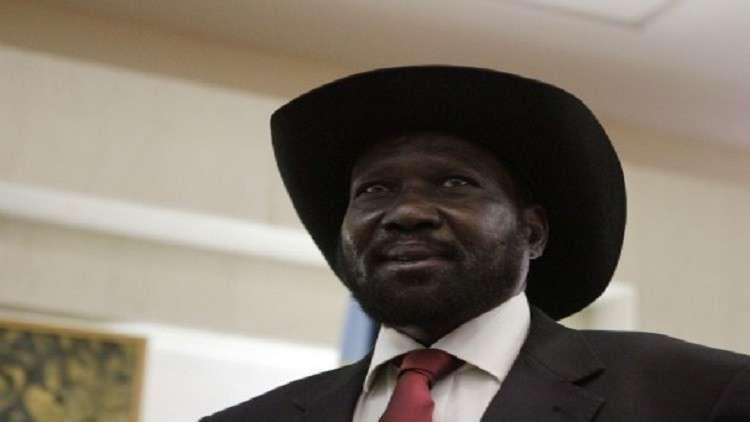 رئيس جنوب السودان، سيلفا كير (صورة من الأرشيف)