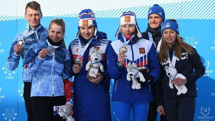 منتخب روسيا يعزز رقمه القياسي في