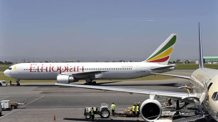 لا ناجين من كارثة تحطم طائرة الركاب الإثيوبية التي كان على متنها 157 شخصا