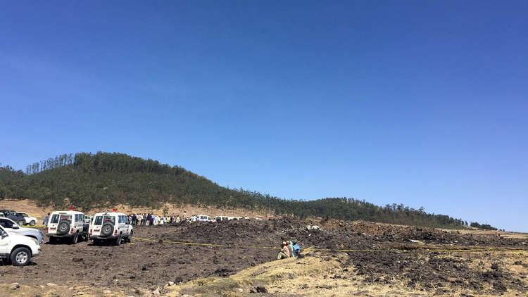 3 روس و13 مواطنا من 7 دول عربية من بين 157 قتيلا جراء تحطم الطائرة الإثيوبية