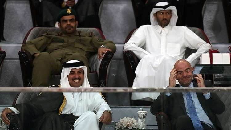 شقيق أمير قطر يرد بقوة على اتهام بلاده بنيل شرف تنظيم المونديال بـ