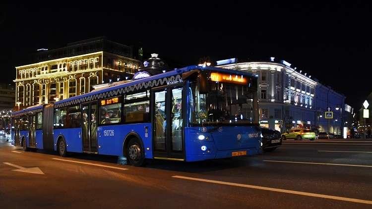 تقرير: أسطول الحافلات الكهربائية في موسكو الأكبر في أوروبا