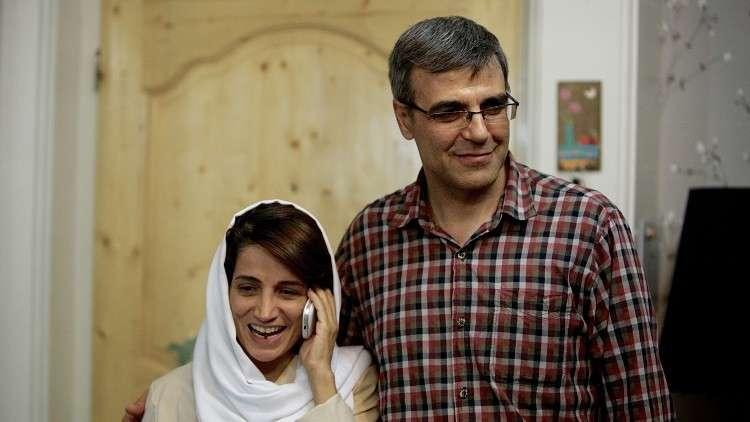 رويترز: السجن 38 عاما و148 جلدة لناشطة إيرانية لحقوق الإنسان