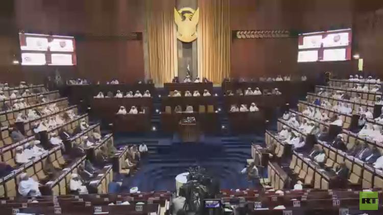 البرلمان السوداني يقر الطوارئ لـ6 أشهر