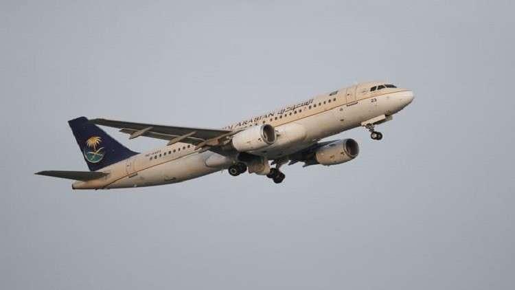 مسافرة تجبر طائرة سعودية على العودة بعد نسيان طفلها في المطار!