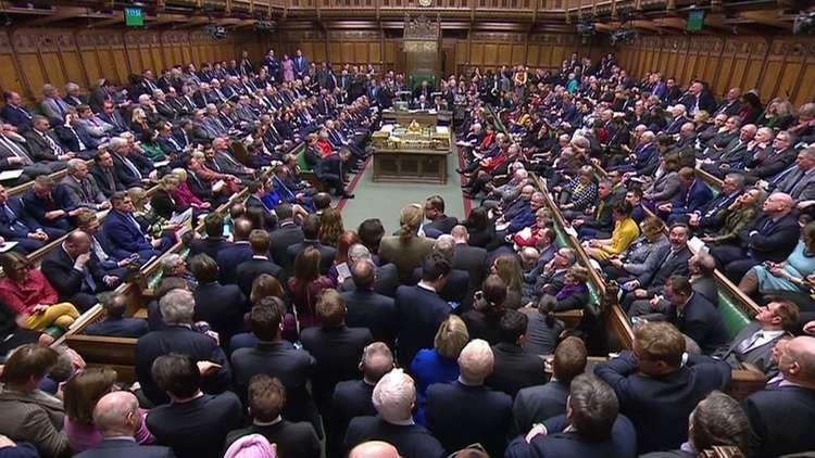 البرلمان البريطاني يرفض الصفقة المعدلة حول بريكست