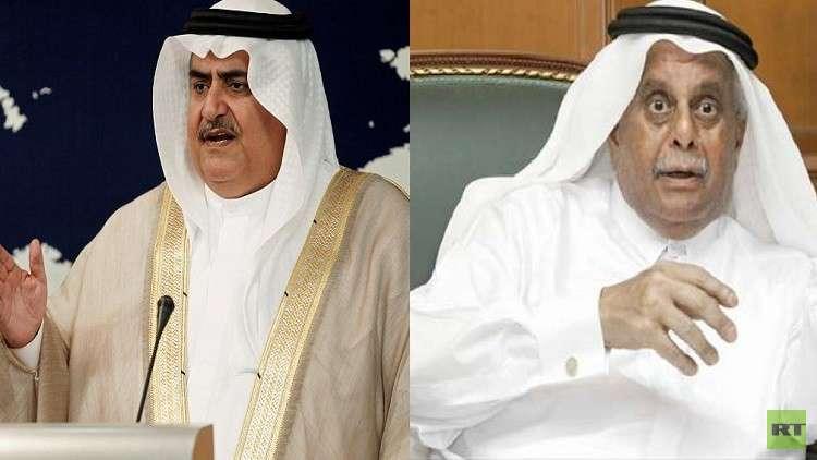 رد بحريني لاذع على وزير قطري سابق اتهم