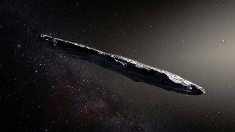 Scientists identify the first strange visitor to our solar system