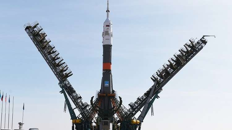 صاروخ الفضاء الروسي