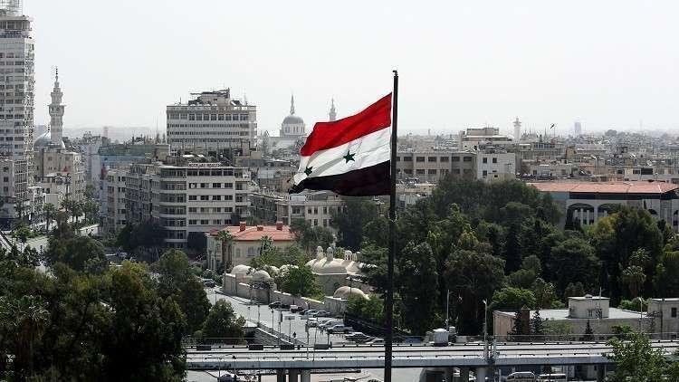 العلم السوري يرفرف أمام الكنيست الإسرائيلي (صور)