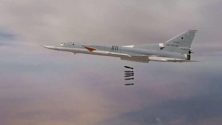 بالتنسيق مع تركيا.. روسيا تنفذ ضربة جوية على إدلب السورية 5c893c9ad43750913a8b4576