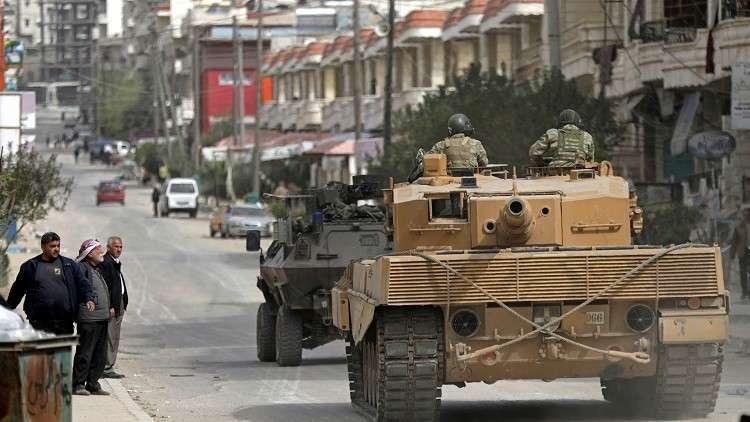 مسؤول أمريكي: لا نبحث مع تركيا عملية عسكرية بشمال شرقي سوريا