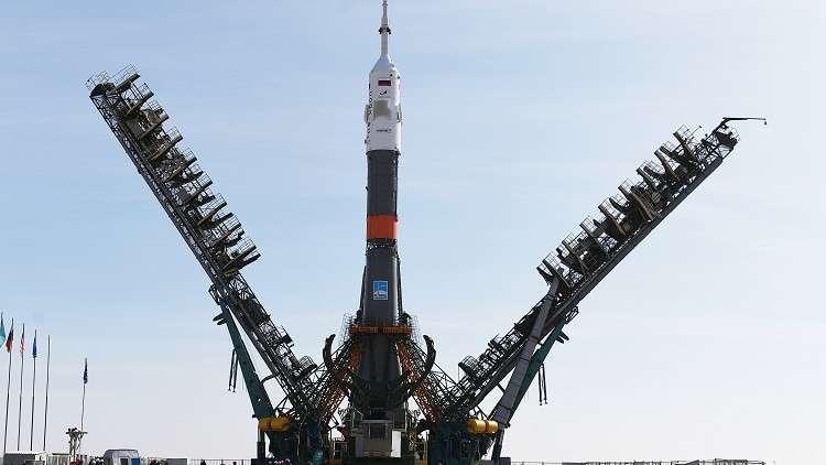 روسيا تطلق أول رحلة مأهولة إلى الفضاء في 2019