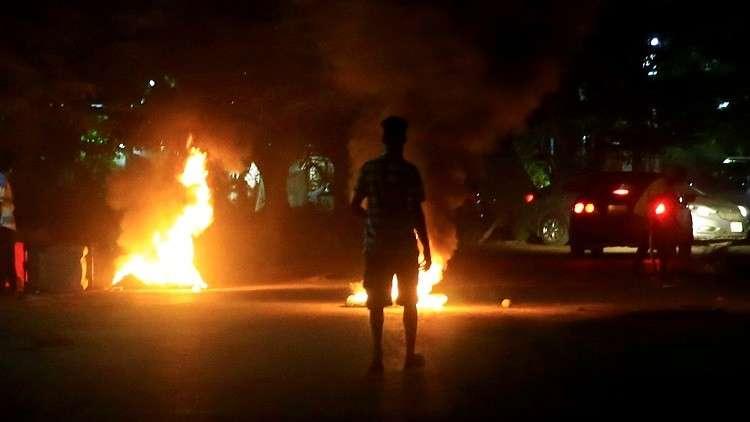 السودان.. احتجاجات تزامنا مع أداء الحكومة اليمين الدستورية