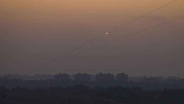 الجيش الإسرائيلي: رصد إطلاق صاروخين من قطاع غزة باتجاه تل أبيب