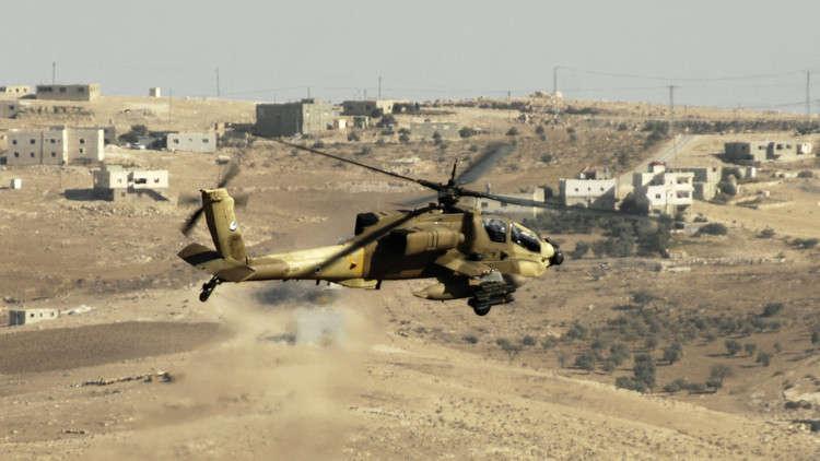 الإعلام الإسرائيلي: تحطم مروحية عسكرية إسرائيلية ونجاة قائدها