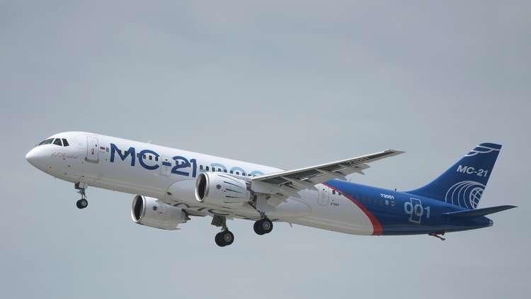 روسيا تروج لطائراتها بعد فضيحة