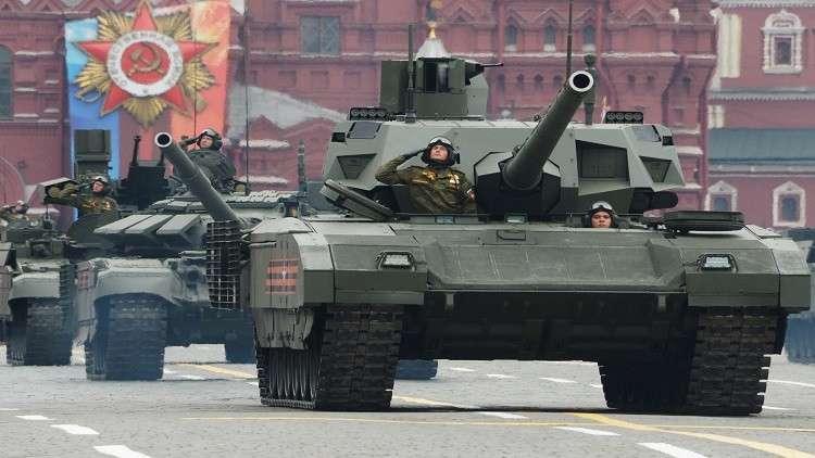 الجيش الروسي يتسلح بمعدات حديثة