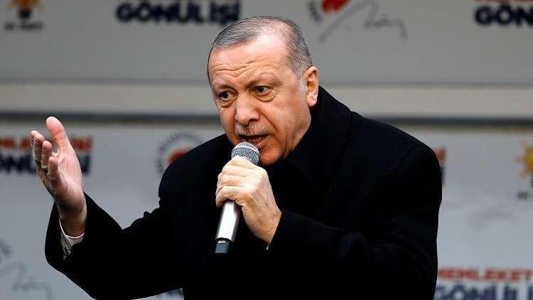 أردوغان يقرر إرسال نائبه ووزير الخارجية على رأس وفد إلى نيوزلندا إثر الهجوم الإرهابي